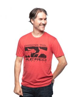 Ole Red Nashville Unisex Red Chasing Tail Tee