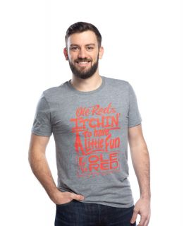 Ole Red Tishomingo Unisex Itchin' to Have Fun Tee