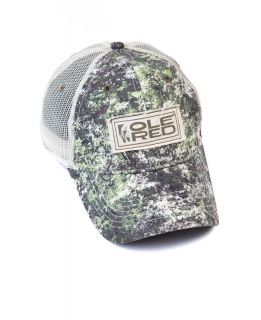 Ole Red Camo Trucker Cap