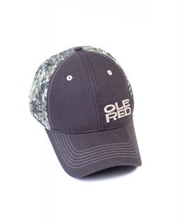 Ole Red Camo Baseball Cap