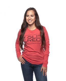 Ole Red Nashville Unisex Long Sleeve Logo Tee