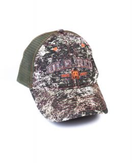 Ole Red Camo Bling Hat