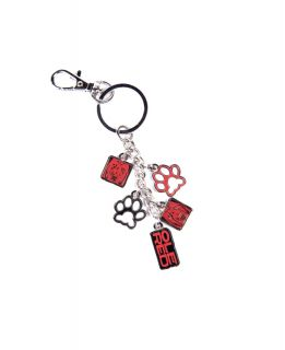 Ole Red Charmed Keychain