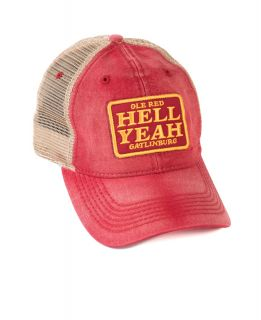 Ole Red Gatlinburg Hell Yeah Patch Hat