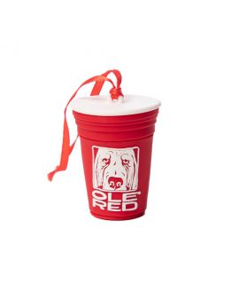 Ole Red Solo Cup 3D Ornament