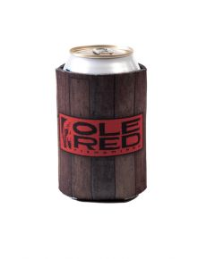 Ole Red Tishomingo Wood Can Cooler