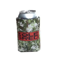 Ole Red Camo Logo Can Cooler