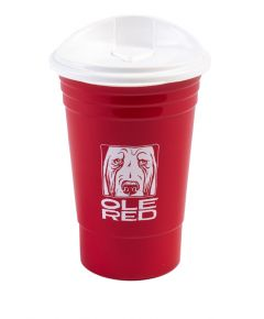 Ole Red Itchin Party Cup With Lid