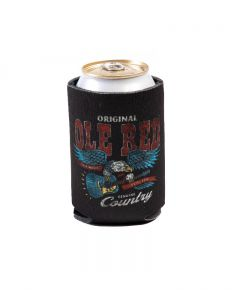 Ole Red Genuine Country Can Cooler